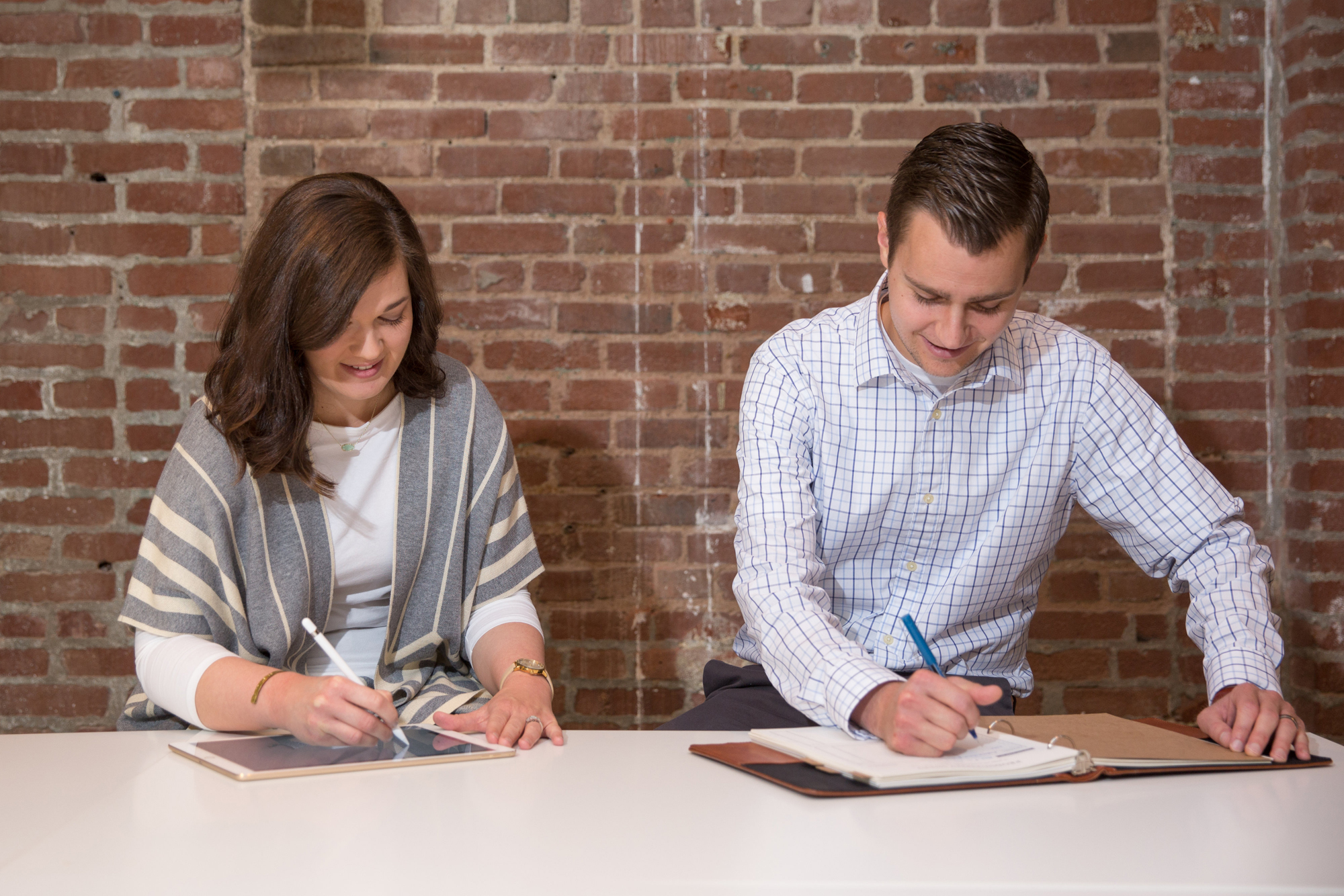 Andrew and Lauren Heim - Business Owners