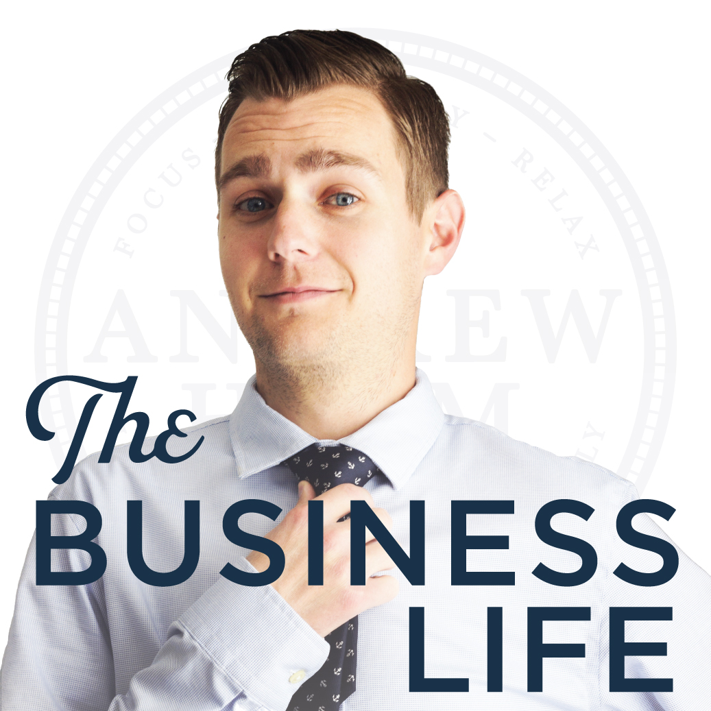 The Business Life podcast - Where success is a lifestyle, not a measurement.
