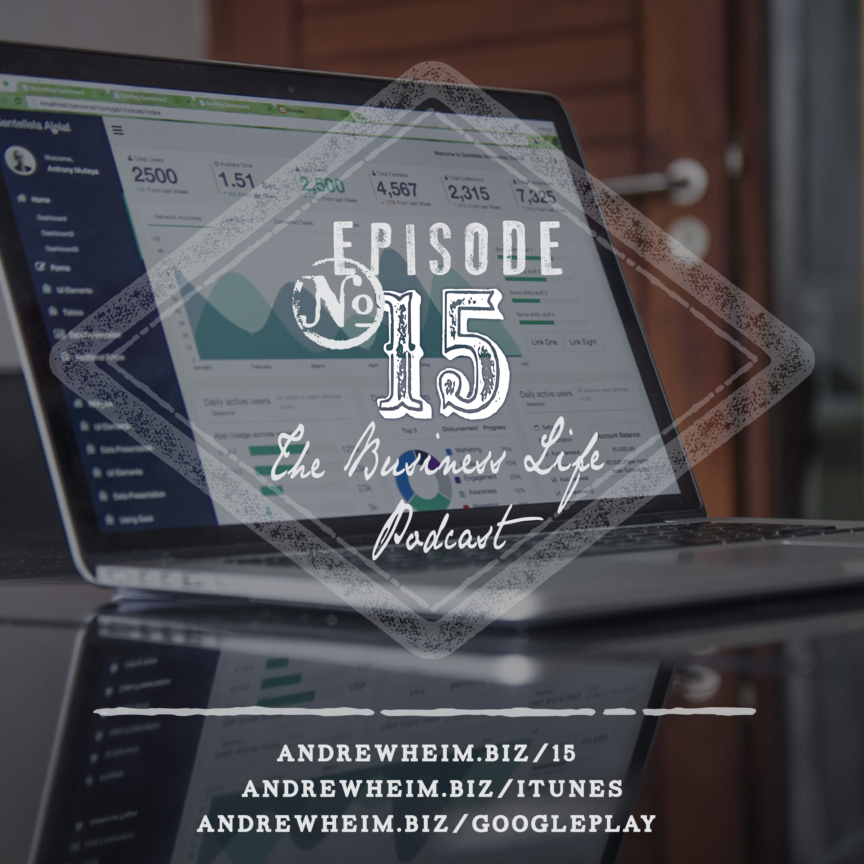 The Business Life Podcast #015 - Simplifying business and increasing profitability
