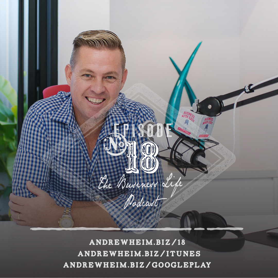 The Business Life Podcast #018 - 5 Ways to Grow Any Business with Jason Skinner from The Business Made Easy Podcast