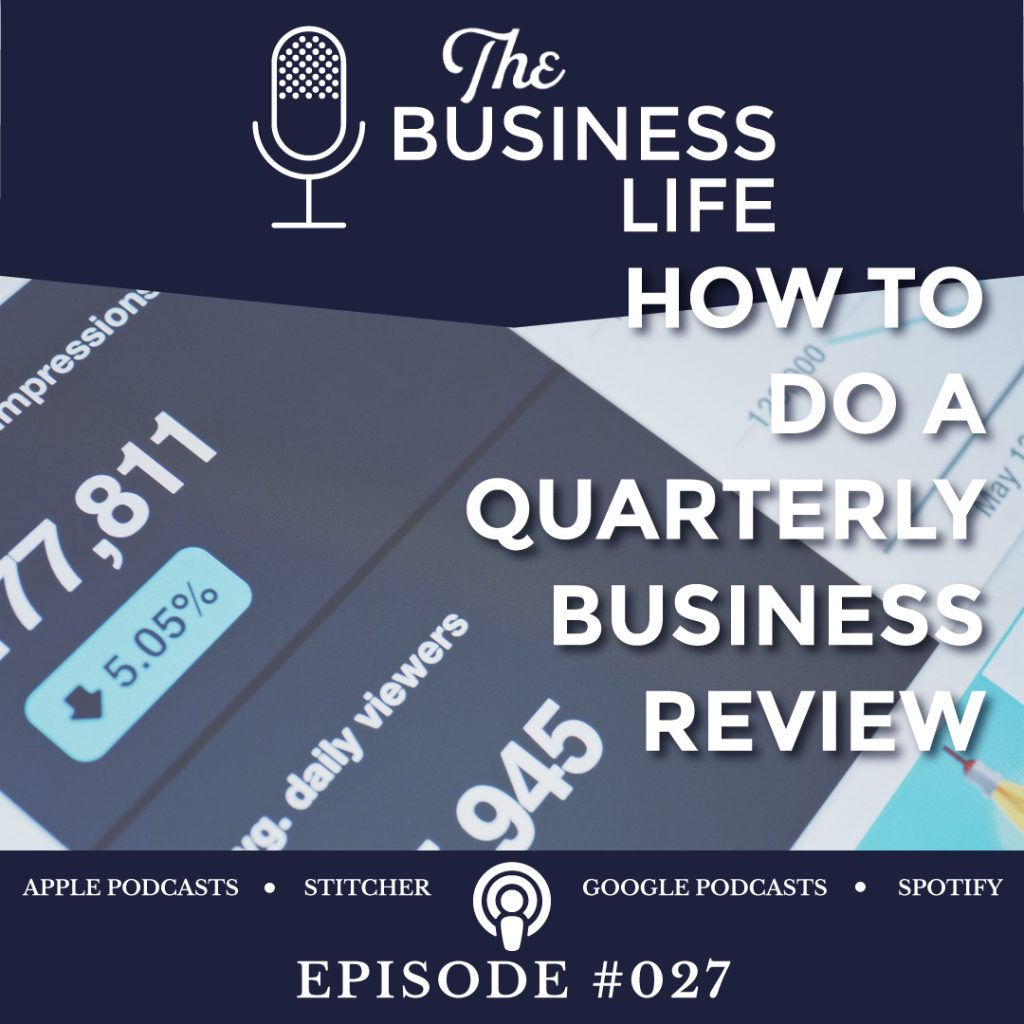 The Business Life Podcast: Where success is a lifestyle, not